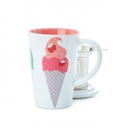 Ice Cream Cone Colour Changing Perfect Mug from DAVIDsTEA