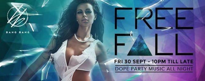 Free F△LL Fridays // 30th Sept