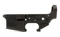 Aero Precision AR15 Stripped Lower Receiver, Special Edition: PEW
