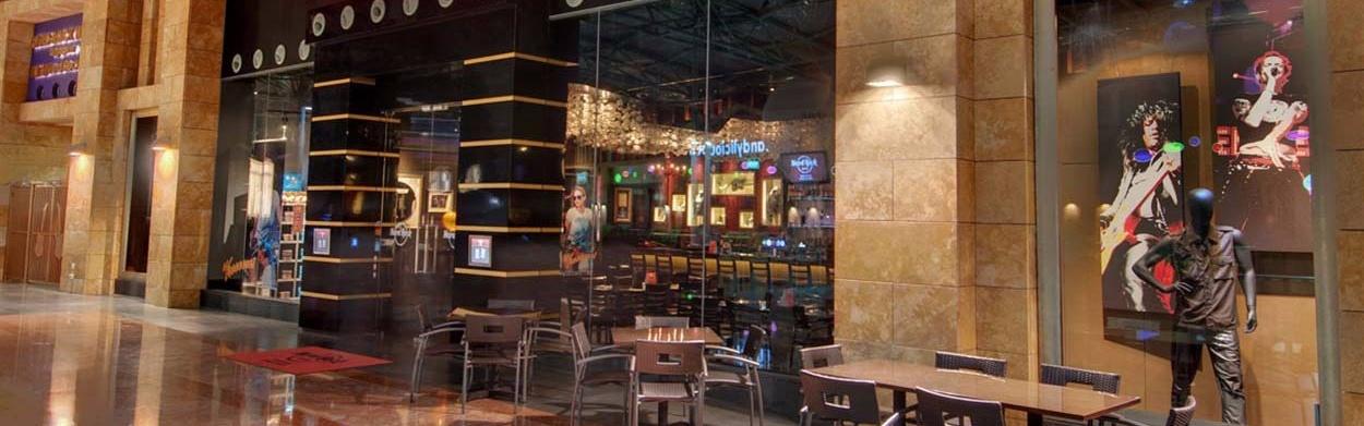 Hard Rock Cafe Sentosa