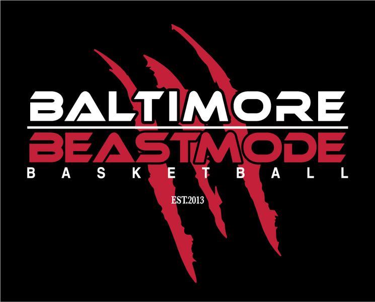 baltimore beastmode basketball summer tshirts fundraiser