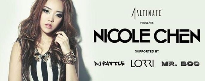 Altimate presents DJ Nicole Chen - 22 OCT 2016