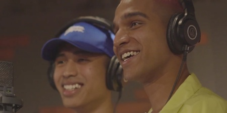 We asked Yung Raja and Fariz Jabba to freestyle about how much they love each other – watch