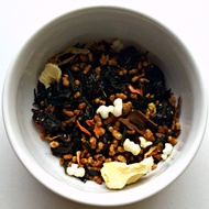 Frosted Carrot Cake Genmaicha from A Quarter to Tea