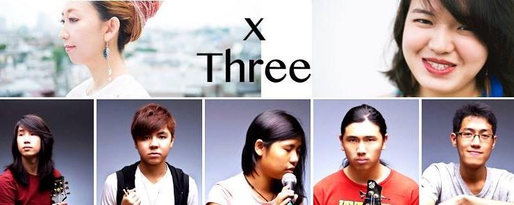 x Three New series at Blu Jaz Cafe