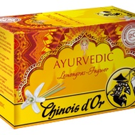 Lemon grass - gingembre from Chinois d'Or