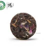 Assorted Flowers * Chang Yun Premium Mini Tuo Puer Ripe from Dragon Tea House