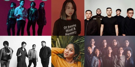 Filipino musicians ring in 2018 with thank you messages and new releases