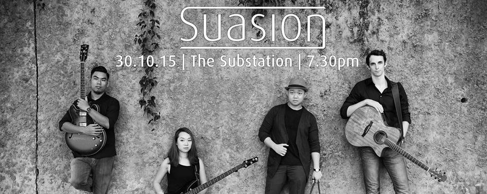 Suasion EP Launch