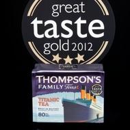 Titanic Tea from Punjana (Thompson's Family Teas)