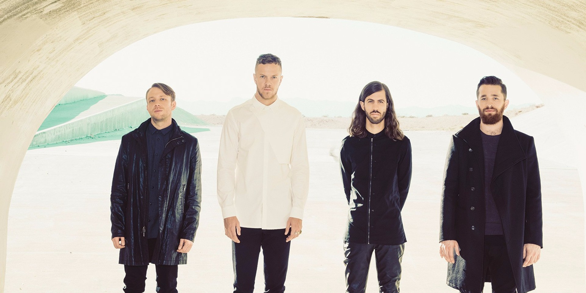 "Imagine Dragons' Ben McKee: Singapore fandom is ""not like that in the States"""