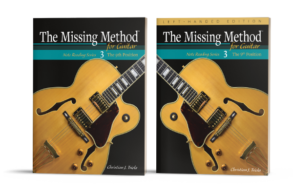 The Missing Method for Guitar Note Reading Series Book 3