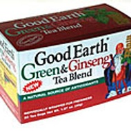 Green and Ginseng Tea Blend from Good Earth Teas