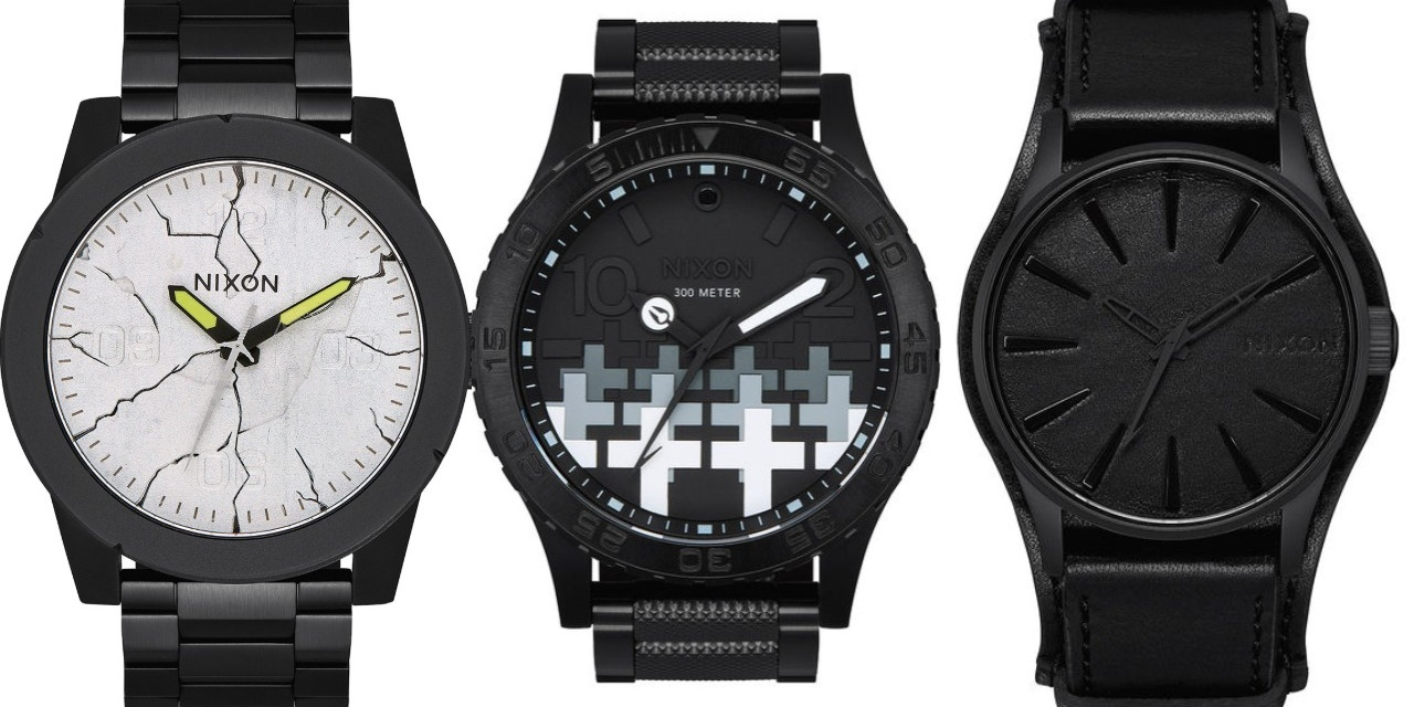 Metallica collaborates with Nixon on new line of watches