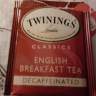 English Breakfast Decaf (Duplicate) from Twinings