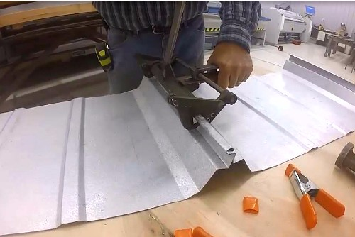 Manual Seam Crimping Course Construct Ed Construct Ed