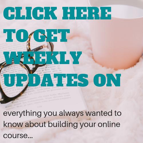 online course building