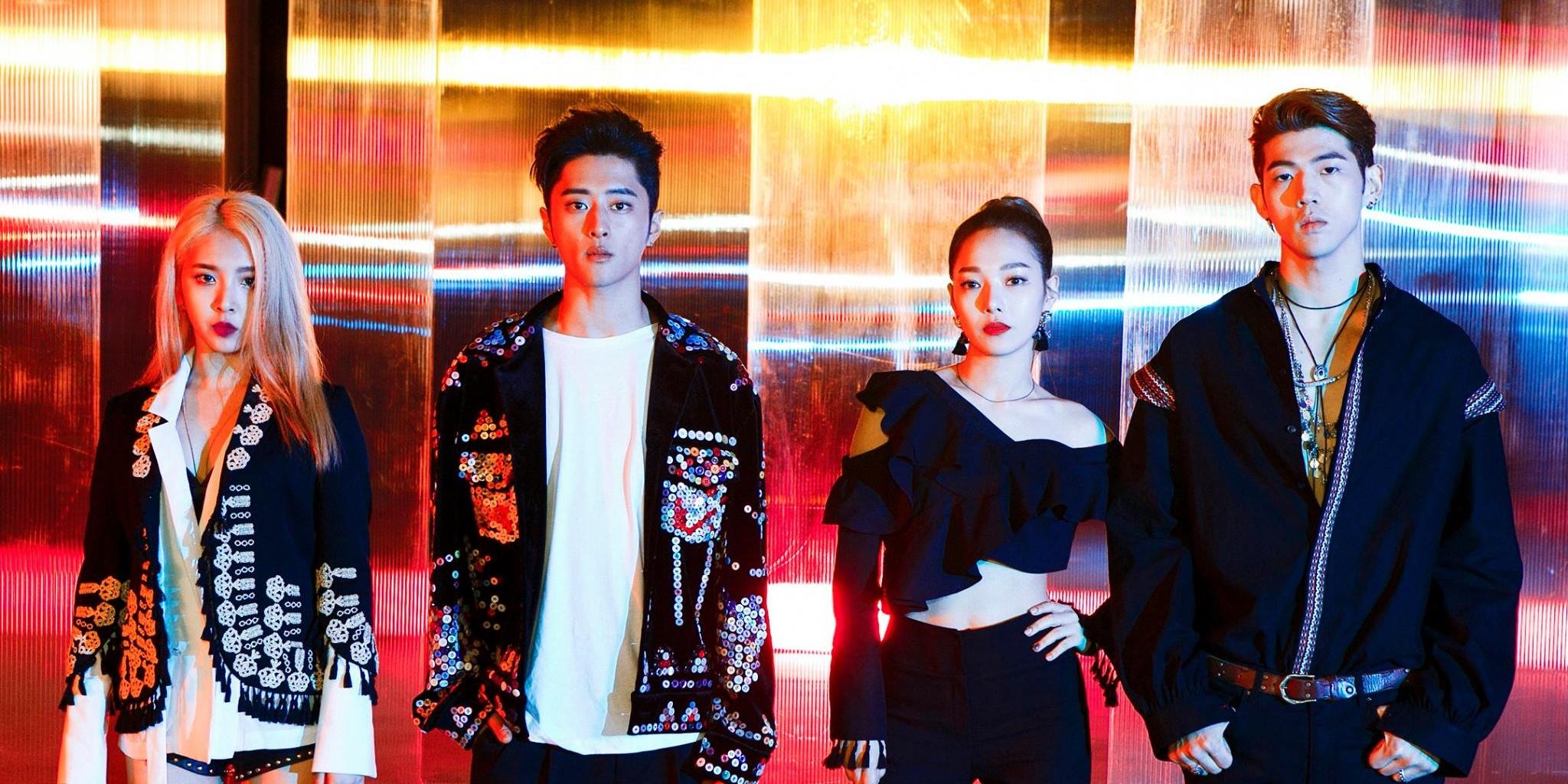 K-Pop standouts KARD announce first Asia tour — Singapore, Manila, Bangkok & more