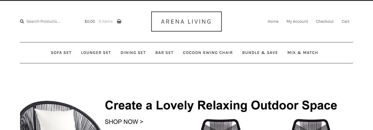 Arena Living cover image | Singapore | Travelshopa