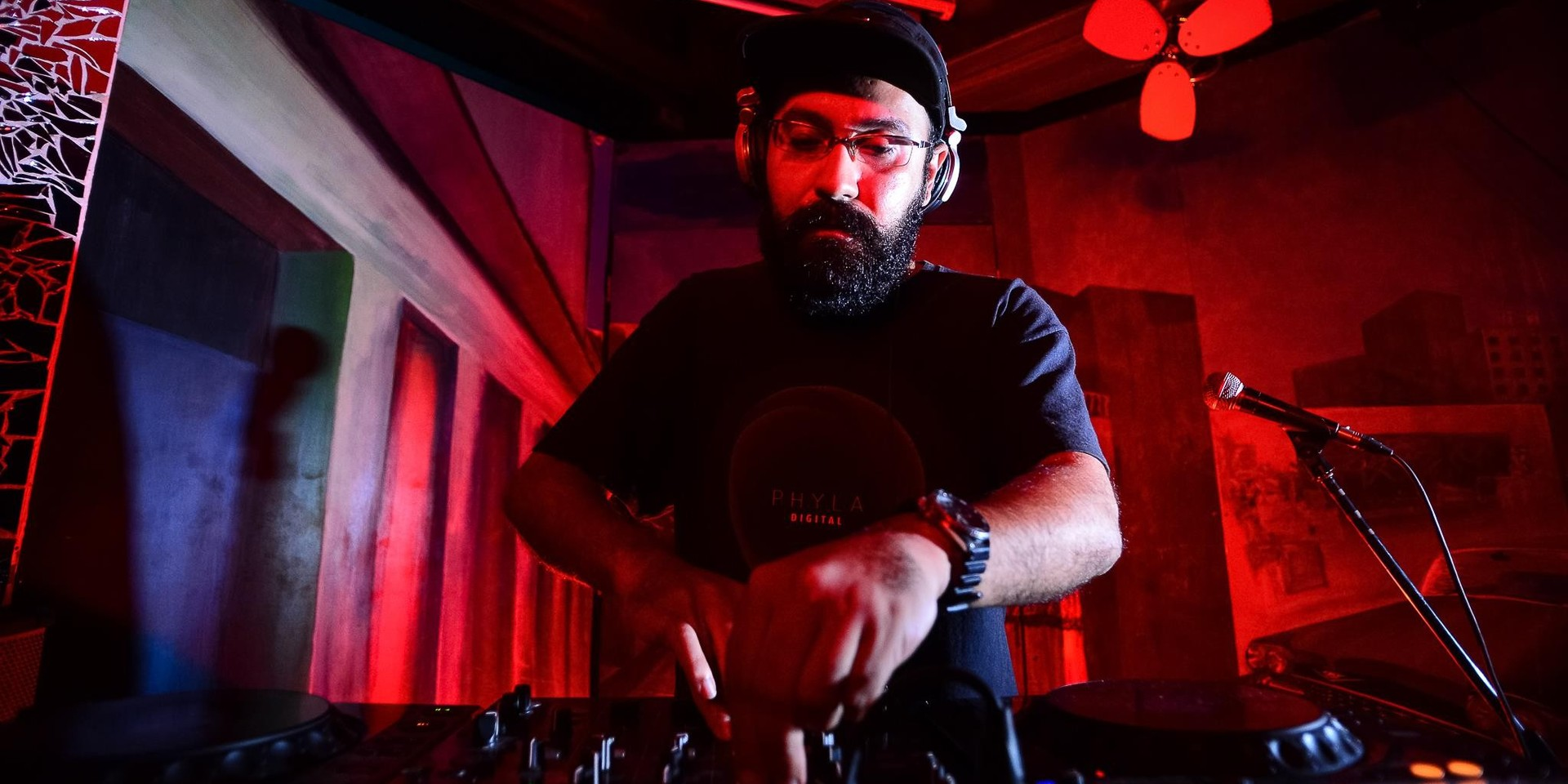 Phyla lines up big FREEFORM night with LA's Uncon Sci, Kain b2b Harv and more