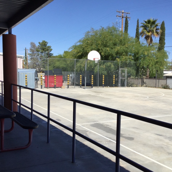 North Basketball Courts
