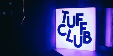 Celebrate Good Times at TUFF CLUB next weekend with LEFTO, GEMA and Intriguant