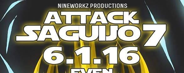 Attack Saguijo 7