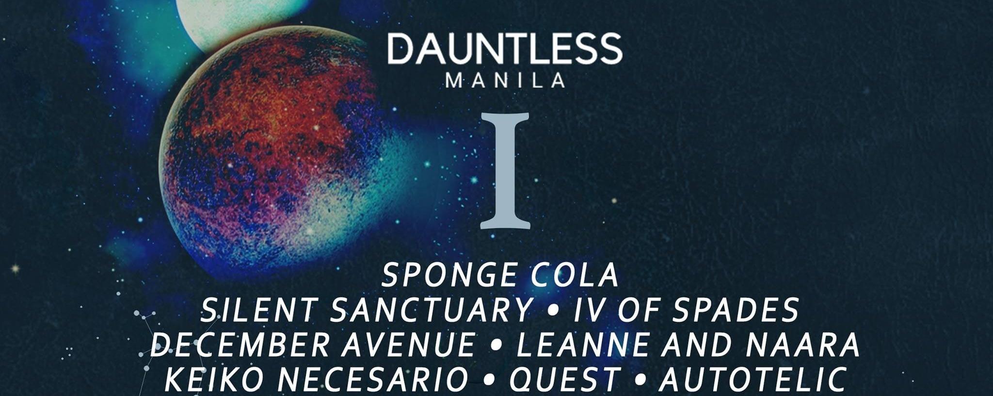 Dauntless Manila: I