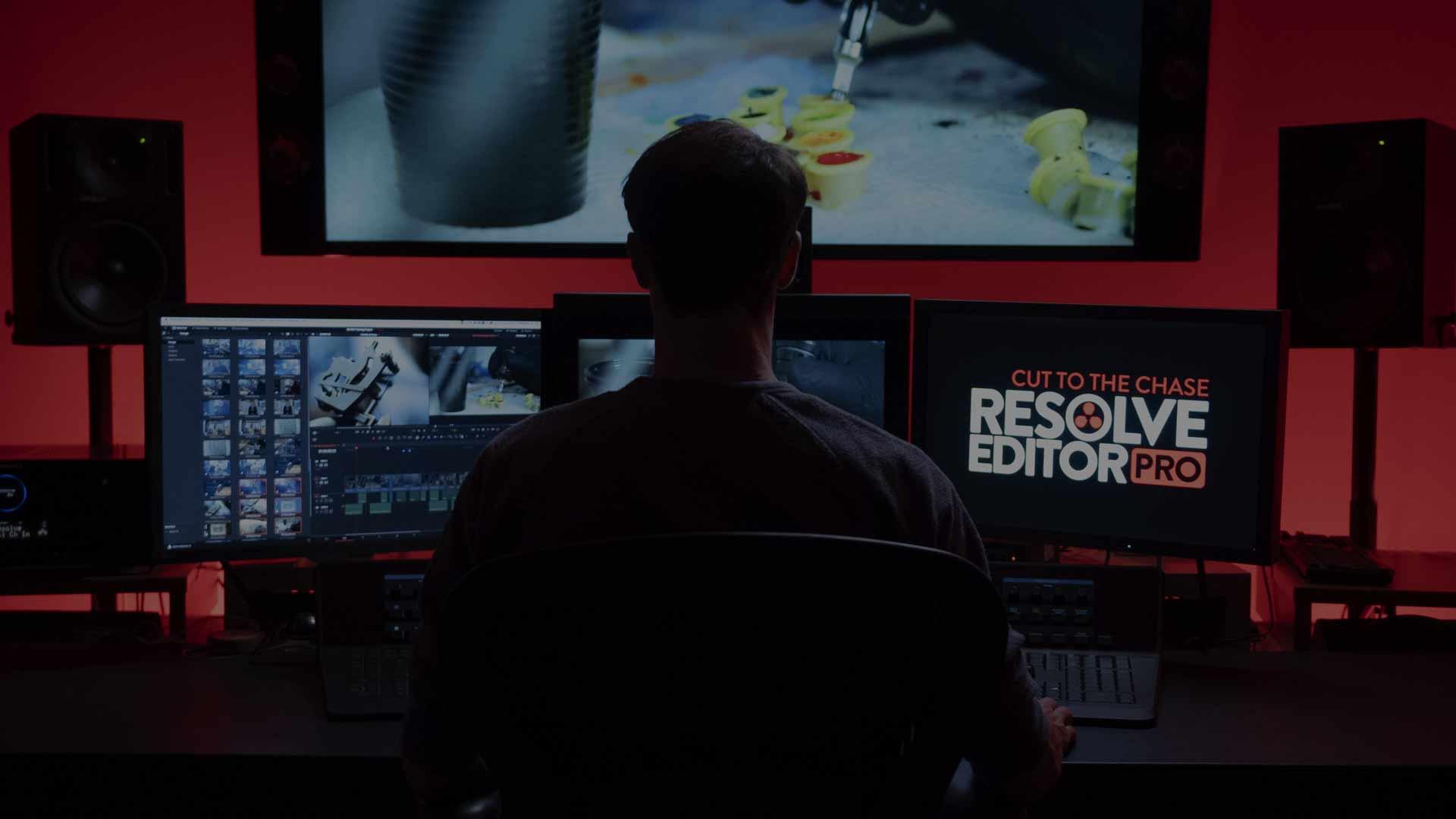 Resolve Editor Pro
