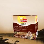 Spiced Cinnamon Chai Black tea from Lipton