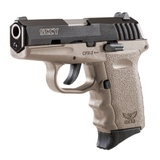 SCCY Industries SCCY SCY CPX-2CB 9MM DAO B/FDE 10R - CPX-2-CBDE - IS