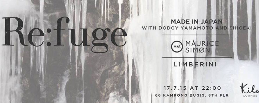 Re:fuge Presents: ◊ Made In Japan