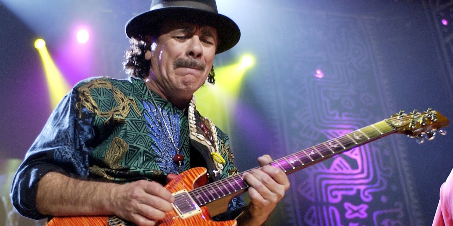 Santana to perform in Singapore