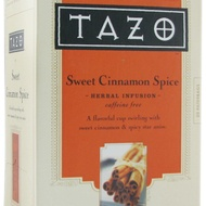 Sweet Cinnamon Spice from Tazo