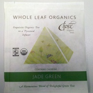 Jade Green from Choice Organic Teas