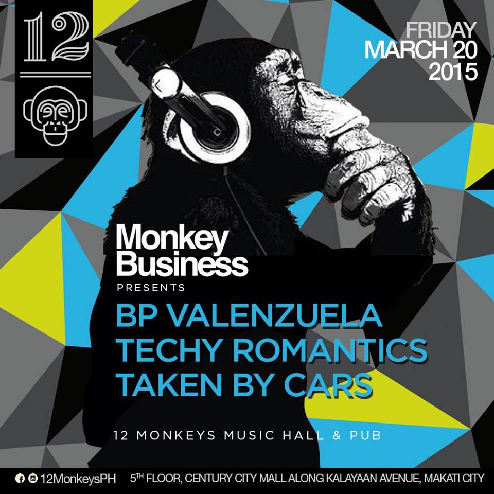 Monkey Business x Party Bear Records