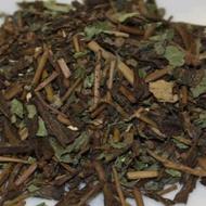 Organic Thin Mint Houjicha from The Path of Tea