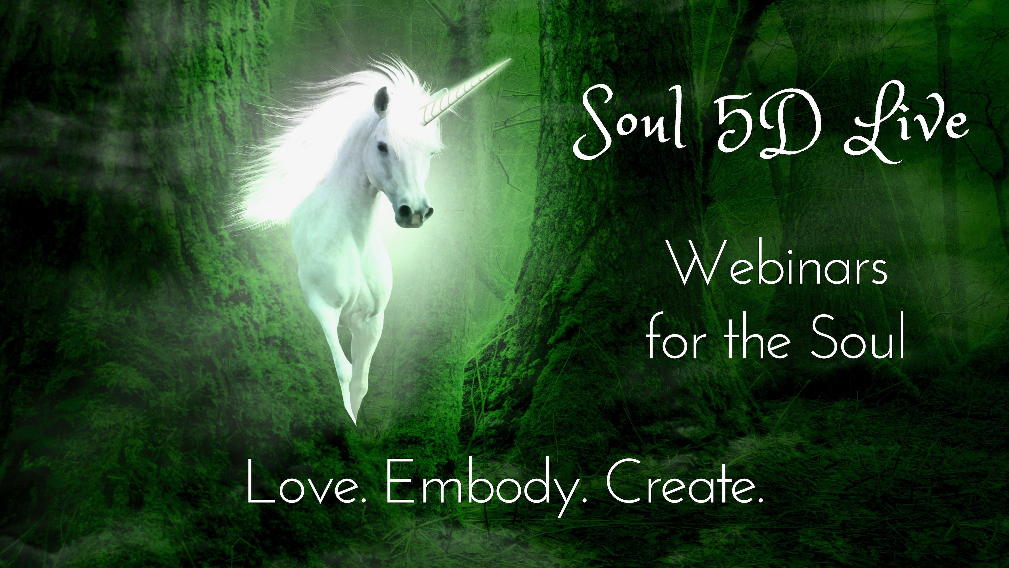 Soul 5D Live Webinars Link