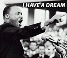 """Commemorate the MLK """"I Have A Dream"""" speech in Kiener Plaza -August 24, 2013"""