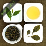 Light Roasted Jin Xuan Oolong Tea, Lot 203 from Taiwan Tea Crafts