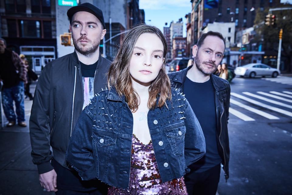 Chvrches Streaming Brand New Song 'Get Out'