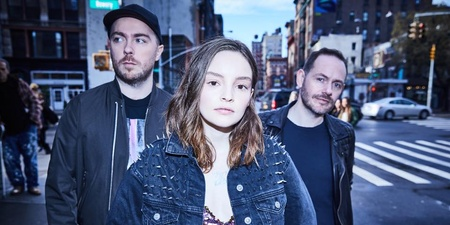 CHVRCHES release new song 'Get Out' – listen