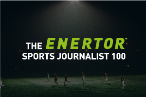 The ENERTOR Sports Journalist 100
