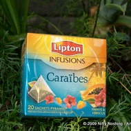 Caribbean Herbal Infusion from Lipton