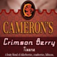 Crimson Berry Tisane from Cameron's