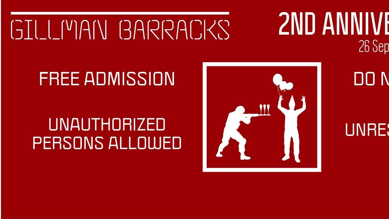 Gillman Barracks 2nd Anniversary