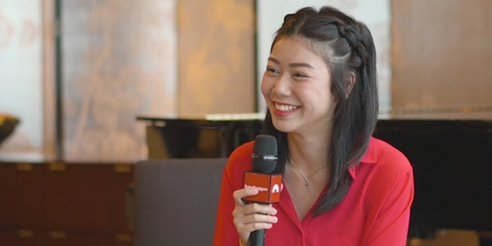 马来西亚闪亮新星:Priscilla Abby蔡恩雨专访