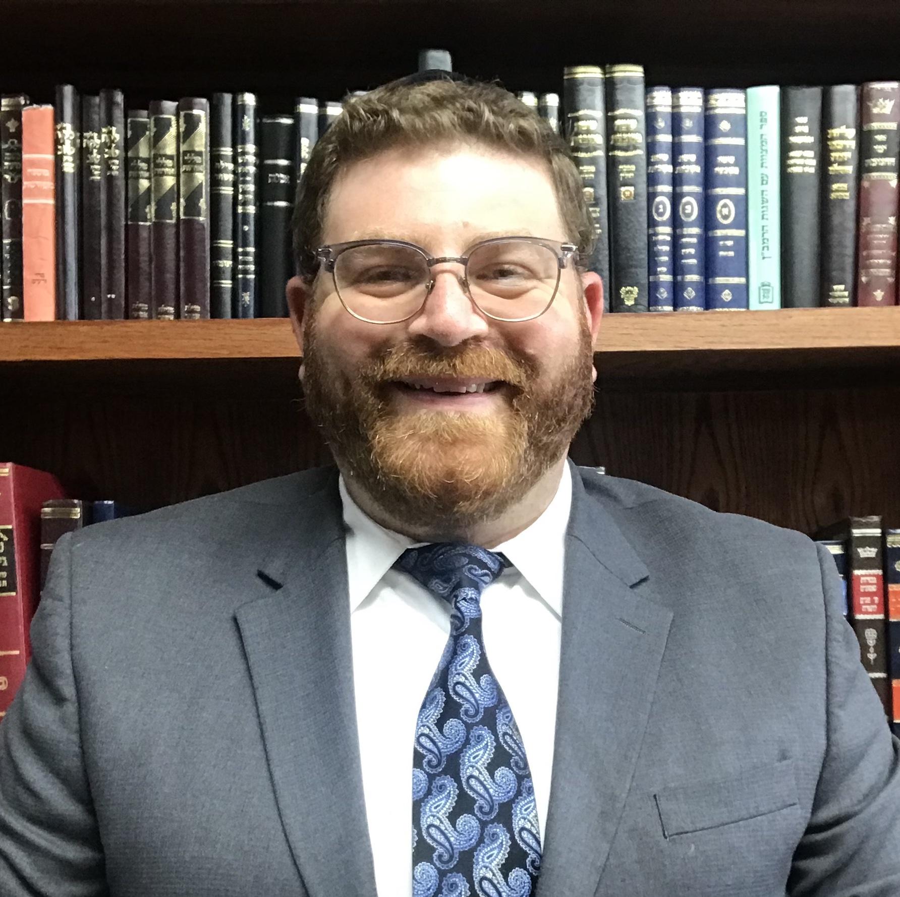 Rabbi Reuven Glucksman