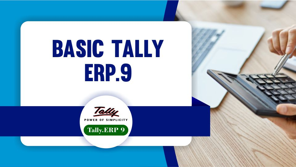 Basic Tally.ERP 9