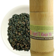 Aged Ti Kwan Yin from Red and Green Company